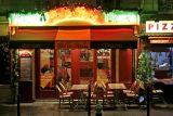 A Pizzeria in Montmartre