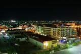 Orenjestad, Aruba by night