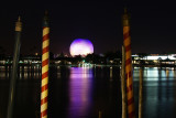 Spaceship Earth from Venice
