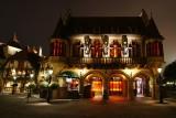 Germany night lights