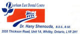 2009 4U Red Girls Sponsor - Hany Shanouda