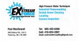 2010-2011 Girls 16U Black sponsor - PTA Property Management / EXstream Force