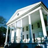 Hampton Plantation House Facade