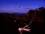Late Sun at Kaputar