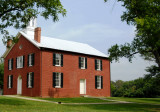 Mosby Heritage Area Association  - - - - - - -Brentsville Courthouse