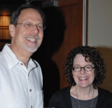MHAA Past President Marc Leepson and Speaker Susan Stein
