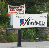 Travel Through History- Purcellville