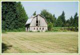 Weathered ol' barn.