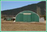 The green barn.