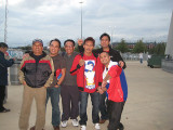 with Bobby Pacquiao