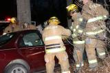 Nells Rock Rd. Extrication (Shelton, CT) 4/10/06