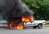 Route 8 Vehicle Fire (Trumbull, CT) 6/5/06