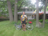 Me and my Trike at home in Sarnia (2010)