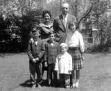 The Bristows, Simcoe St. N., Oshawa 1961