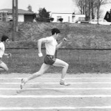 SCS Track and Field (Gary Robinson and Barry LaPlante - left)