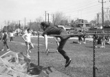 SCS Track and Field - High Jump (Fosbury Flop hadn't hit Simcoe)