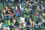 SCS Regatta - The Crowd (Hugh Kindy - purple shirt)