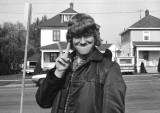 Peace...man - Wilson Ave. in Simcoe (Dave Burt)