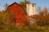 Red Barn, Blue Sky