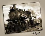 A&A Steam Engine #18