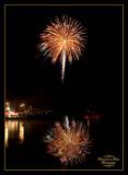 Fireworks Over Findley Lake