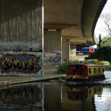 September 4 2009: Trains and Boats and the M25