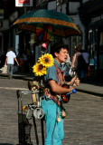 August 31 2010: The One Man Band