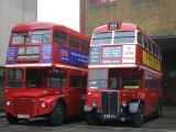 RM1124 and RT3062 at Streatham