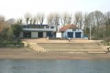 Emanuel School boat house.