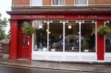 Tom Brown Tailors est 1784