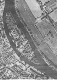 Eel Pie Island from the air. ca1960's