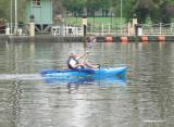 Paddling and Pedaling.