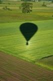 Lot balonem z Goniądza