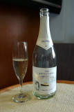Quark champagne