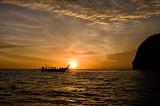 Sunset at Phi Phi I