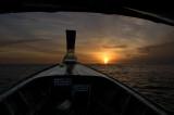 Sunset at Phi Phi IV