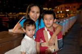 My kids and I