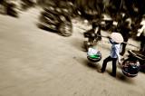 Walking Hanoi