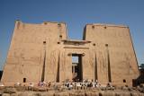 Pylons of Temple of Horus/Edfu