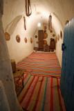 Nubian home interior