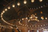Mosque of Muhammad Ali ceiling