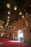 Mosque of Muhammad Ali interior
