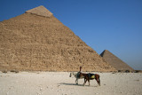 Khafre and The Great Pyramid