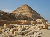 Step Pyramid of Djoser/Saqqara