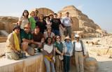 our tour group (Horus)