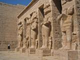 Medinat Habu/Temple of Ramses III
