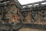 Garudas on the Elephant Terrace