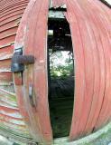 barn's eye view