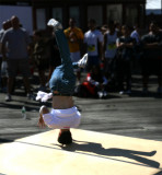 Breakdancer - South Street Seaport