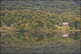 Loch Achray reflection